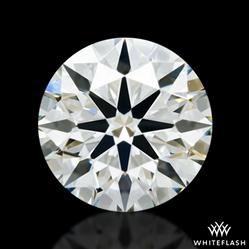 0.805 ct K VS2 A CUT ABOVE® Hearts and Arrows Super Ideal Round Cut Loose Diamond