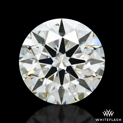 0.821 ct J SI1 Expert Selection Round Cut Loose Diamond