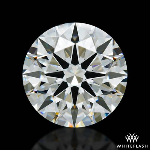 1.74 ct H VS2 A CUT ABOVE® Hearts and Arrows Super Ideal Round Cut Loose Diamond