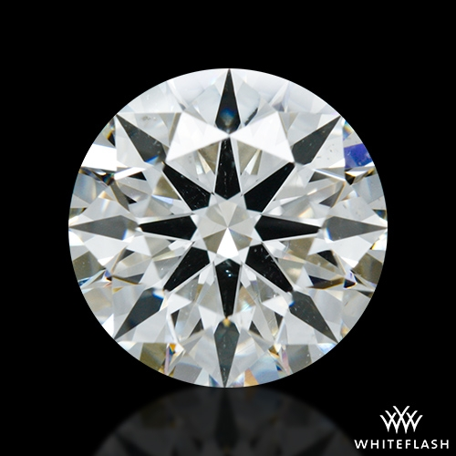 1.875 ct H SI1 A CUT ABOVE® Hearts and Arrows Super Ideal Round Cut Loose Diamond