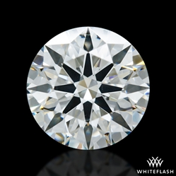 1.884 ct I SI1 A CUT ABOVE® Hearts and Arrows Super Ideal Round Cut Loose Diamond