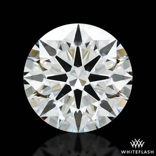 3.768 ct I VS2 A CUT ABOVE® Hearts and Arrows Super Ideal Round Cut Loose Diamond