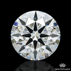 0.878 ct G VS2 A CUT ABOVE® Hearts and Arrows Super Ideal Round Cut Loose Diamond