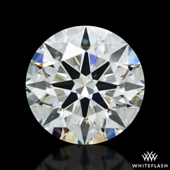 0.842 ct H VS2 A CUT ABOVE® Hearts and Arrows Super Ideal Round Cut Loose Diamond