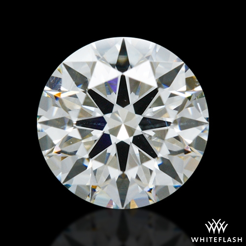 0.847 ct I SI1 Premium Select Round Cut Loose Diamond