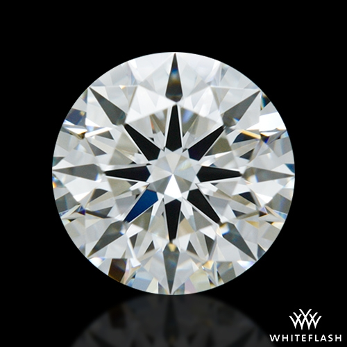 0.96 ct H VVS2 Expert Selection Round Cut Loose Diamond
