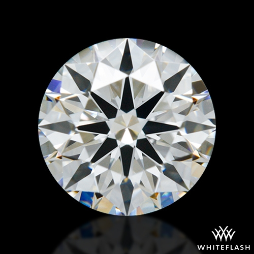 0.98 ct I VS2 A CUT ABOVE® Hearts and Arrows Super Ideal Round Cut Loose Diamond