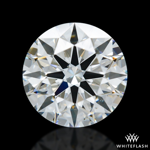 0.93 ct G VS2 A CUT ABOVE® Hearts and Arrows Super Ideal Round Cut Loose Diamond