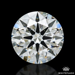 0.953 ct G SI1 A CUT ABOVE® Hearts and Arrows Super Ideal Round Cut Loose Diamond