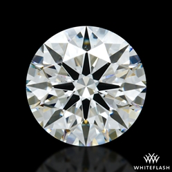 0.931 ct H VS2 A CUT ABOVE® Hearts and Arrows Super Ideal Round Cut Loose Diamond