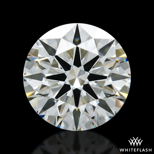 0.93 ct H VS2 A CUT ABOVE® Hearts and Arrows Super Ideal Round Cut Loose Diamond