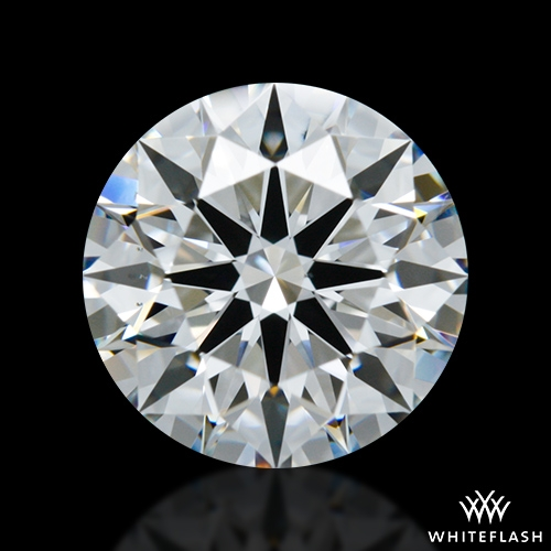 1.746 ct D VS2 A CUT ABOVE® Hearts and Arrows Super Ideal Round Cut Loose Diamond
