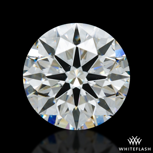 1.702 ct H VS2 A CUT ABOVE® Hearts and Arrows Super Ideal Round Cut Loose Diamond