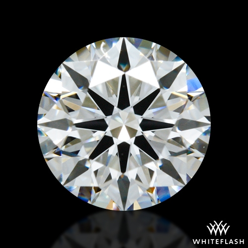 0.732 ct G VVS2 A CUT ABOVE® Hearts and Arrows Super Ideal Round Cut Loose Diamond