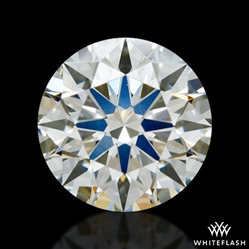 0.833 ct K VVS2 A CUT ABOVE® Hearts and Arrows Super Ideal Round Cut Loose Diamond
