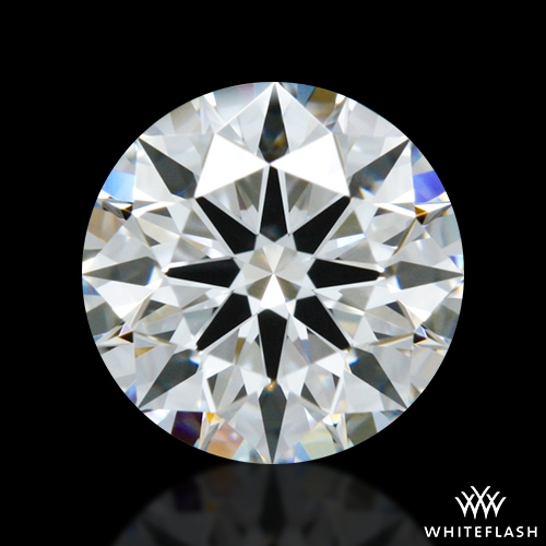 0.704 ct I VS2 A CUT ABOVE® Hearts and Arrows Super Ideal Round Cut Loose Diamond