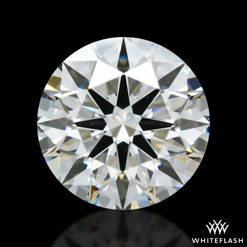 0.801 ct D VS2 A CUT ABOVE® Hearts and Arrows Super Ideal Round Cut Loose Diamond