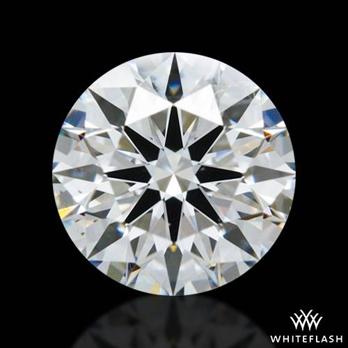 0.815 ct I VS2 A CUT ABOVE® Hearts and Arrows Super Ideal Round Cut Loose Diamond