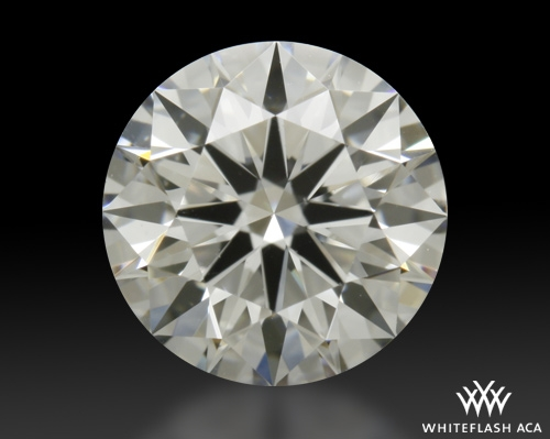 0.912 ct G VS1 A CUT ABOVE® Hearts and Arrows Super Ideal Round Cut Loose Diamond