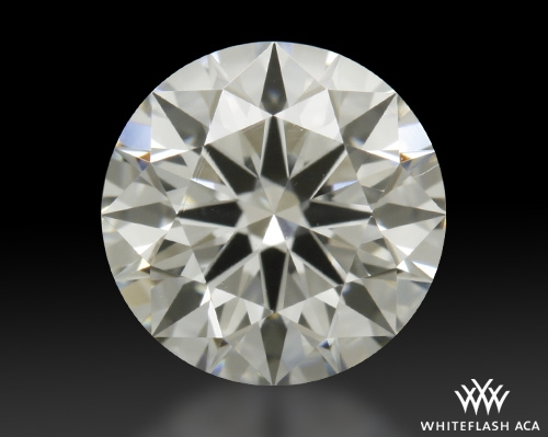 0.90 ct G VS1 A CUT ABOVE® Hearts and Arrows Super Ideal Round Cut Loose Diamond