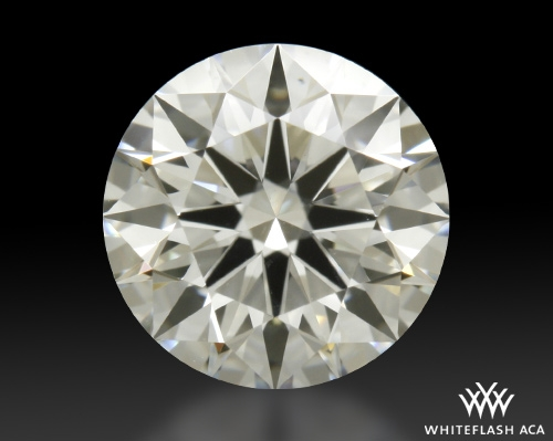 0.791 ct H VS2 A CUT ABOVE® Hearts and Arrows Super Ideal Round Cut Loose Diamond