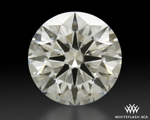 0.815 ct I VS1 A CUT ABOVE® Hearts and Arrows Super Ideal Round Cut Loose Diamond
