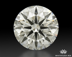 0.80 ct H VS1 A CUT ABOVE® Hearts and Arrows Super Ideal Round Cut Loose Diamond