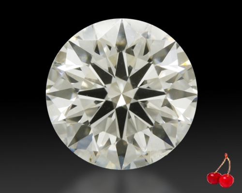 0.826 ct H SI1 Expert Selection Round Cut Loose Diamond