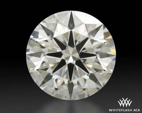 0.818 ct G VS1 A CUT ABOVE® Hearts and Arrows Super Ideal Round Cut Loose Diamond