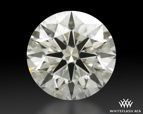0.78 ct E VS1 A CUT ABOVE® Hearts and Arrows Super Ideal Round Cut Loose Diamond