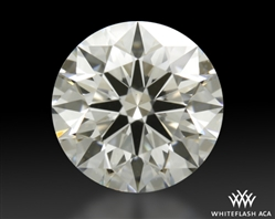 0.78 ct E VS1 A CUT ABOVE® Hearts and Arrows Super Ideal Round Cut Loose Diamond
