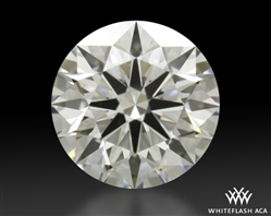 0.778 ct F VS1 A CUT ABOVE® Hearts and Arrows Super Ideal Round Cut Loose Diamond