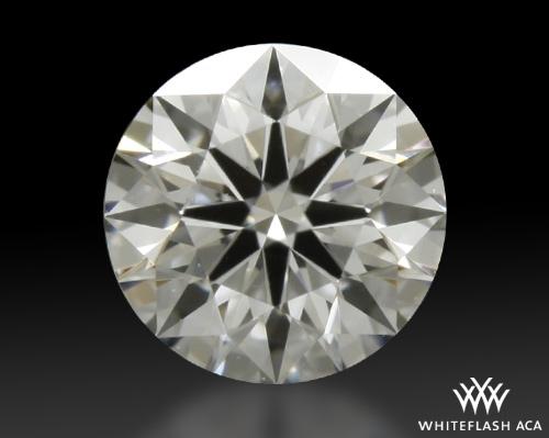0.41 ct E SI1 A CUT ABOVE® Hearts and Arrows Super Ideal Round Cut Loose Diamond
