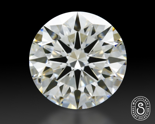 0.903 ct H VVS2 Expert Selection Round Cut Loose Diamond