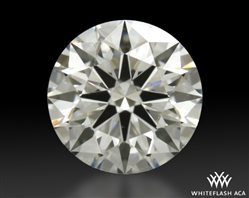 0.805 ct G VS1 A CUT ABOVE® Hearts and Arrows Super Ideal Round Cut Loose Diamond
