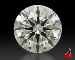 0.748 ct H SI1 Expert Selection Round Cut Loose Diamond