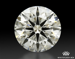 1.007 ct F VS2 A CUT ABOVE® Hearts and Arrows Super Ideal Round Cut Loose Diamond