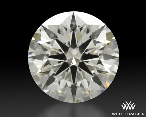 1.505 ct G SI1 A CUT ABOVE® Hearts and Arrows Super Ideal Round Cut Loose Diamond