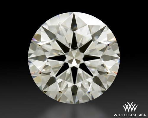1.503 ct I VS2 A CUT ABOVE® Hearts and Arrows Super Ideal Round Cut Loose Diamond