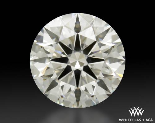 1.721 ct H VS2 A CUT ABOVE® Hearts and Arrows Super Ideal Round Cut Loose Diamond