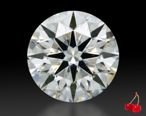 0.418 ct H VS1 Expert Selection Round Cut Loose Diamond