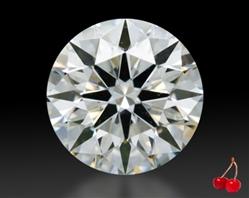 0.418 ct H VS1 Expert Selection Round Cut Loose Diamond