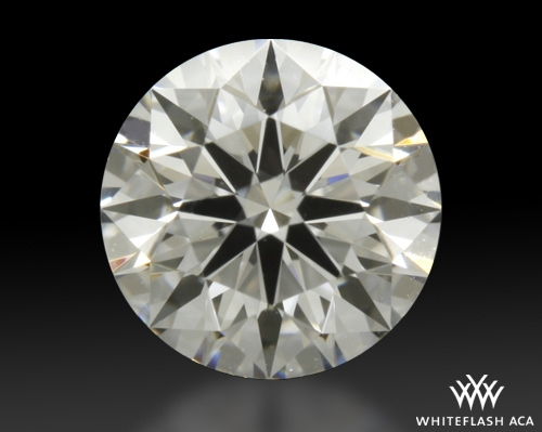 0.45 ct F VS1 A CUT ABOVE® Hearts and Arrows Super Ideal Round Cut Loose Diamond