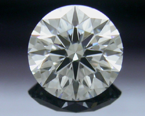 0.453 ct G VS2 A CUT ABOVE® Hearts and Arrows Super Ideal Round Cut Loose Diamond
