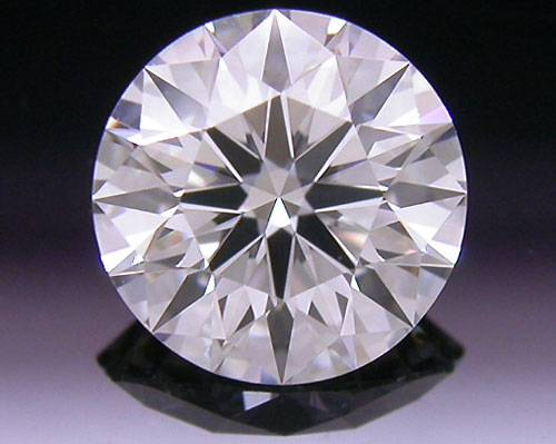 0.58 ct G VVS1 A CUT ABOVE® Hearts and Arrows Super Ideal Round Cut Loose Diamond