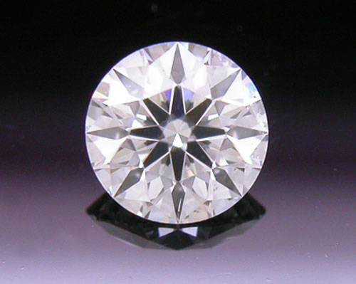 0.21 ct H SI1 A CUT ABOVE® Hearts and Arrows Super Ideal Round Cut Loose Diamond