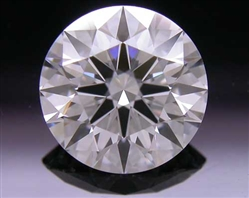 1.137 ct E VS1 A CUT ABOVE® Hearts and Arrows Super Ideal Round Cut Loose Diamond