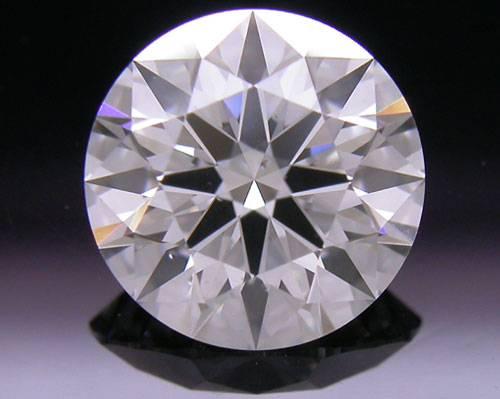 1.098 ct E SI1 A CUT ABOVE® Hearts and Arrows Super Ideal Round Cut Loose Diamond