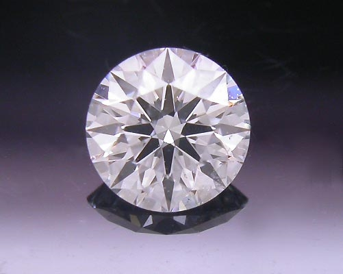 0.23 ct E SI2 A CUT ABOVE® Hearts and Arrows Super Ideal Round Cut Loose Diamond
