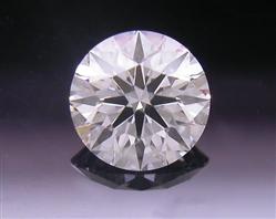 0.28 ct E VVS2 A CUT ABOVE® Hearts and Arrows Super Ideal Round Cut Loose Diamond